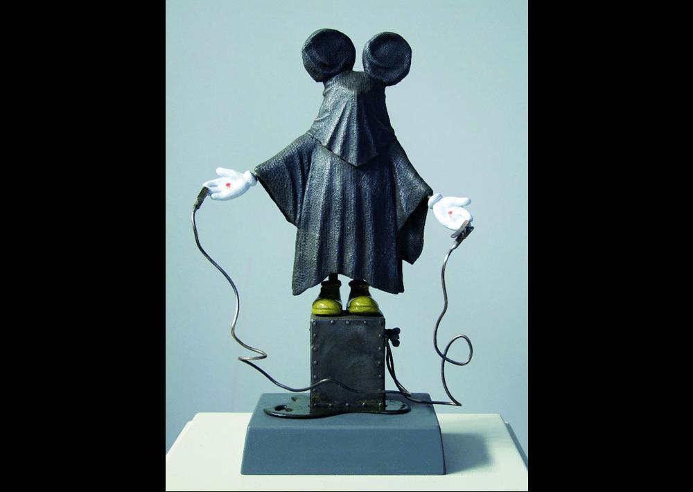 Colin Suggett, 'The Mickey Bronze'
