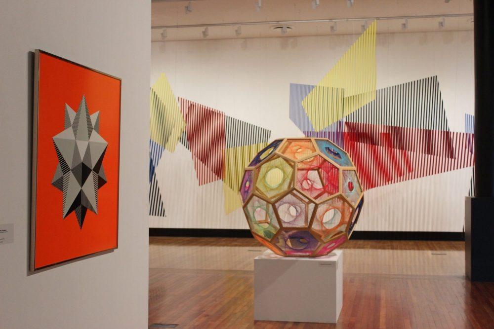Exhibition installation, Latrobe Regional Gallery.