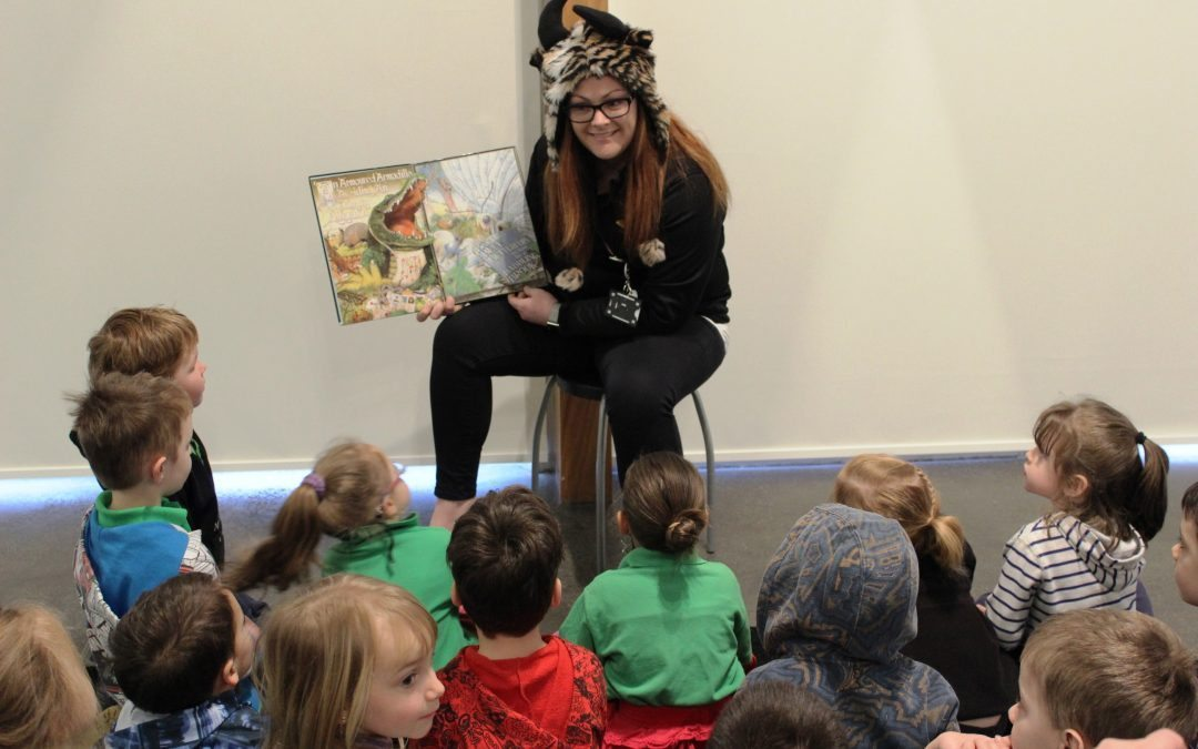 BOOK WEEK STORY TIME 24 August