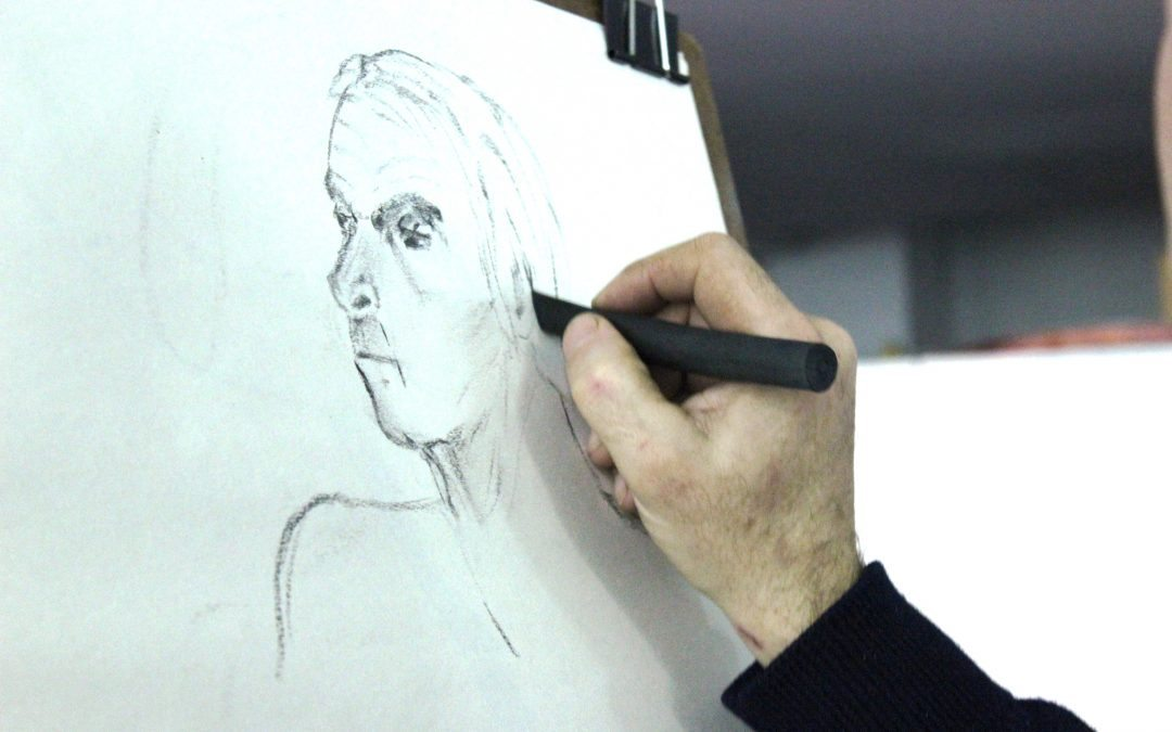 DRAWN TOGETHER Untutored Life Drawing