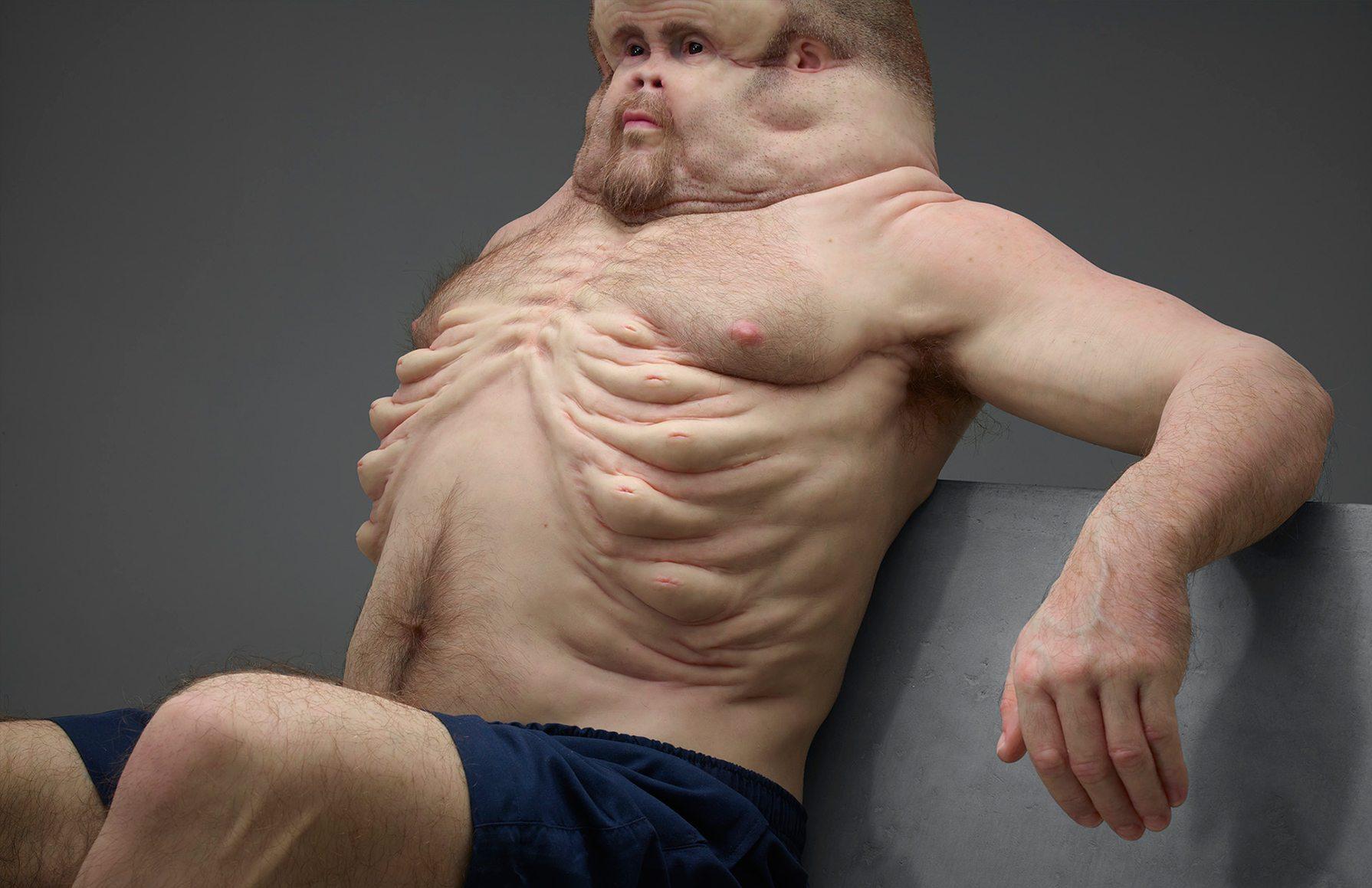 deformed face man - HD1790×1159
