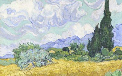 MEMBERS EVENT Van Gogh and the Seasons NGV Bus Trip