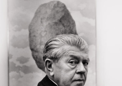 RENÉ MAGRITTE: THE REVEALING IMAGE, PHOTOS AND FILMS