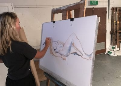 DRAWN TOGETHER: Tutored Life Drawing