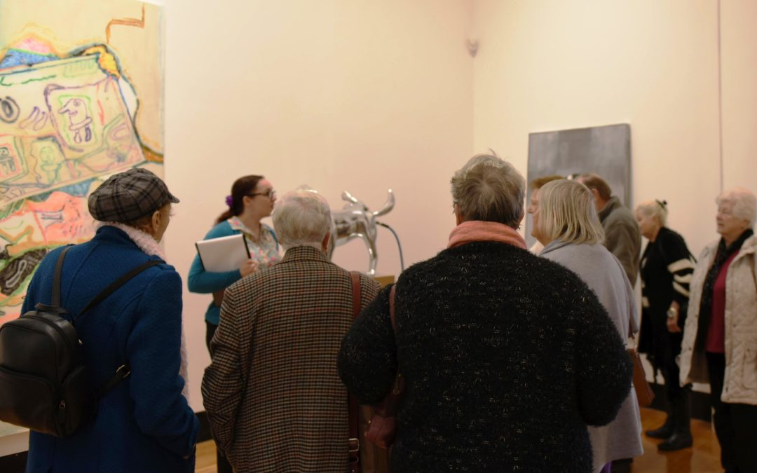 WALK AND TALK: Guided Tour