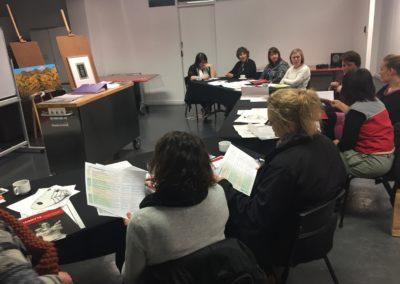 TEACHERS NETWORK: November Arts Teachers Meeting