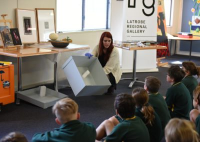 LRG ON TOUR: Education Resource Kit