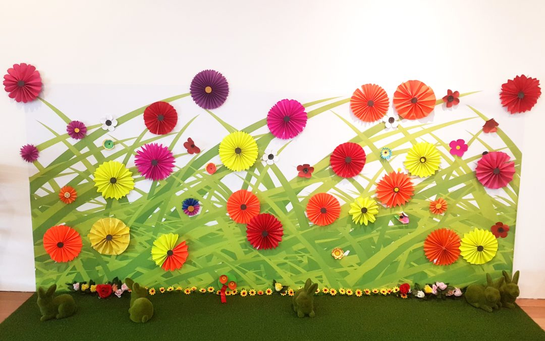 ART CART: Garden Party
