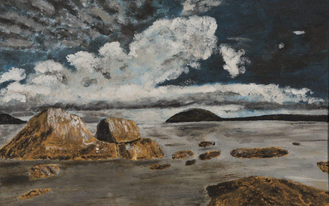 IN CONVERSATION: Artist Talk with Uncle Edward Dennis Seymour