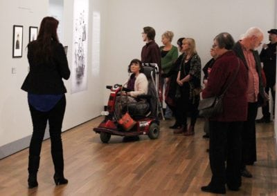 #SLOWART: Guided Tour August