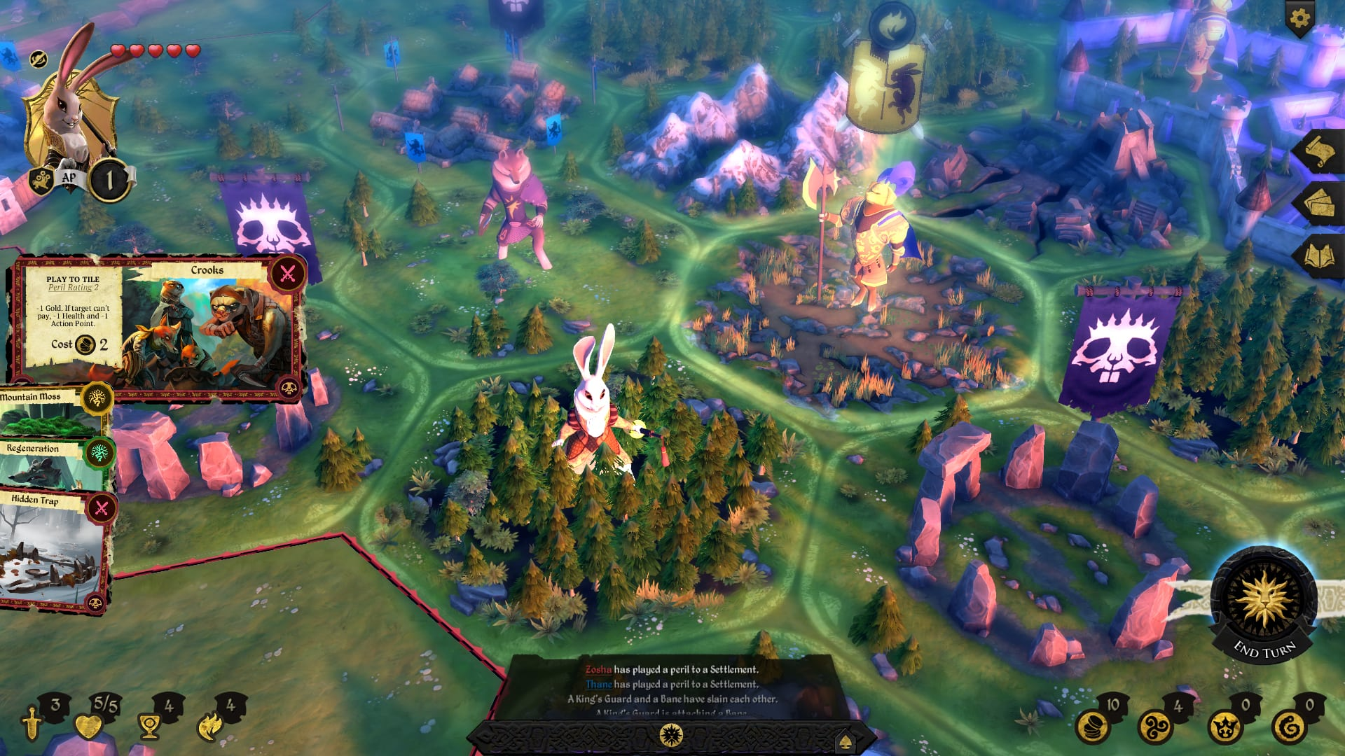 Armello: Armello is a property, copyright and trademark of League of Geeks Pty Ltd