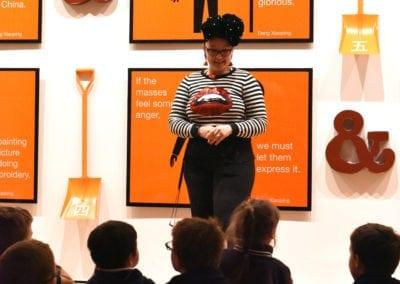 TEACHERS NETWORK: Arts teachers meeting October