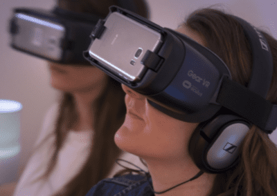 In My Shoes: Intimacy – Virtual Reality Session