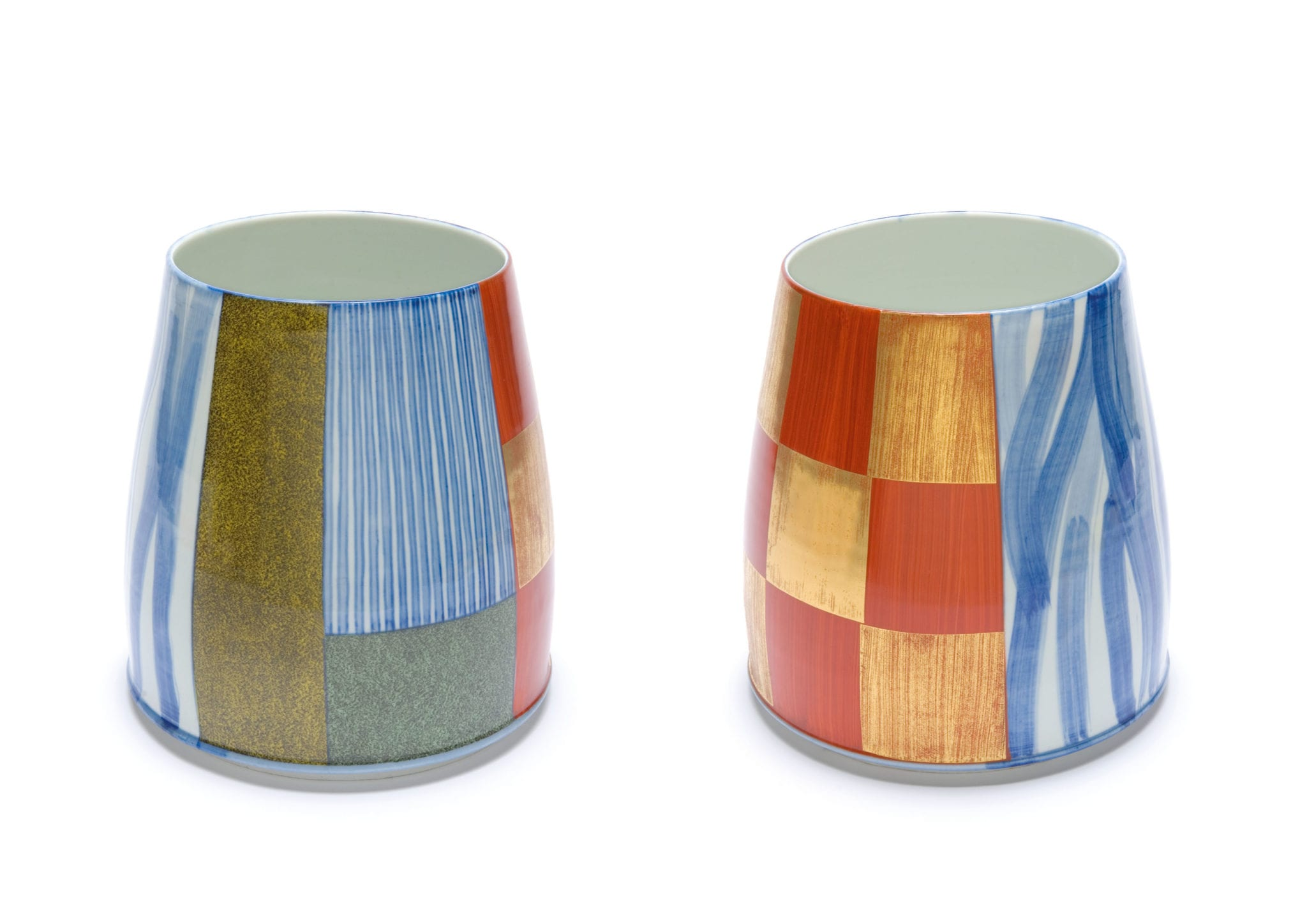 Kevin White 'Two Vessels', 2007 H.23.0.W.23.5, courtesy the artist