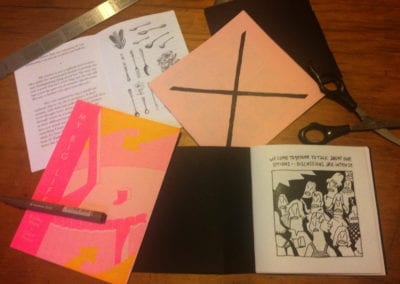 Zine Making Workshop