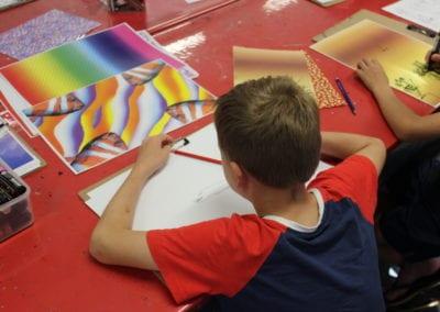 ART AFTER SCHOOL: Electric Art