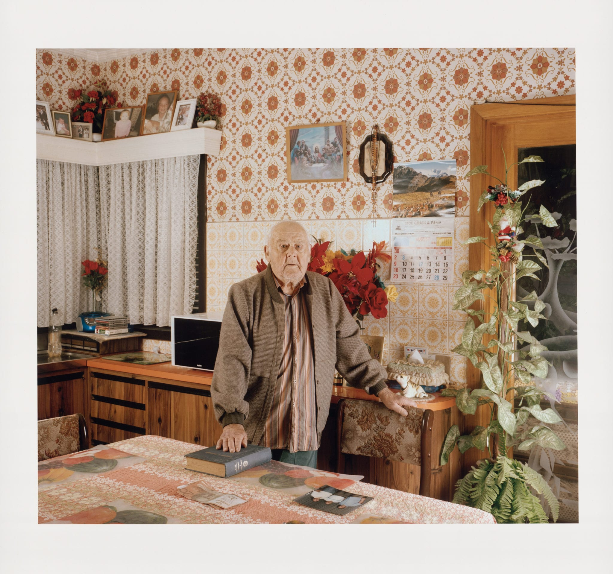 Janina Green, 'Mr. Luscher' 2009, C Type print, 55 x 64 cm, Latrobe Regional Gallery Collection