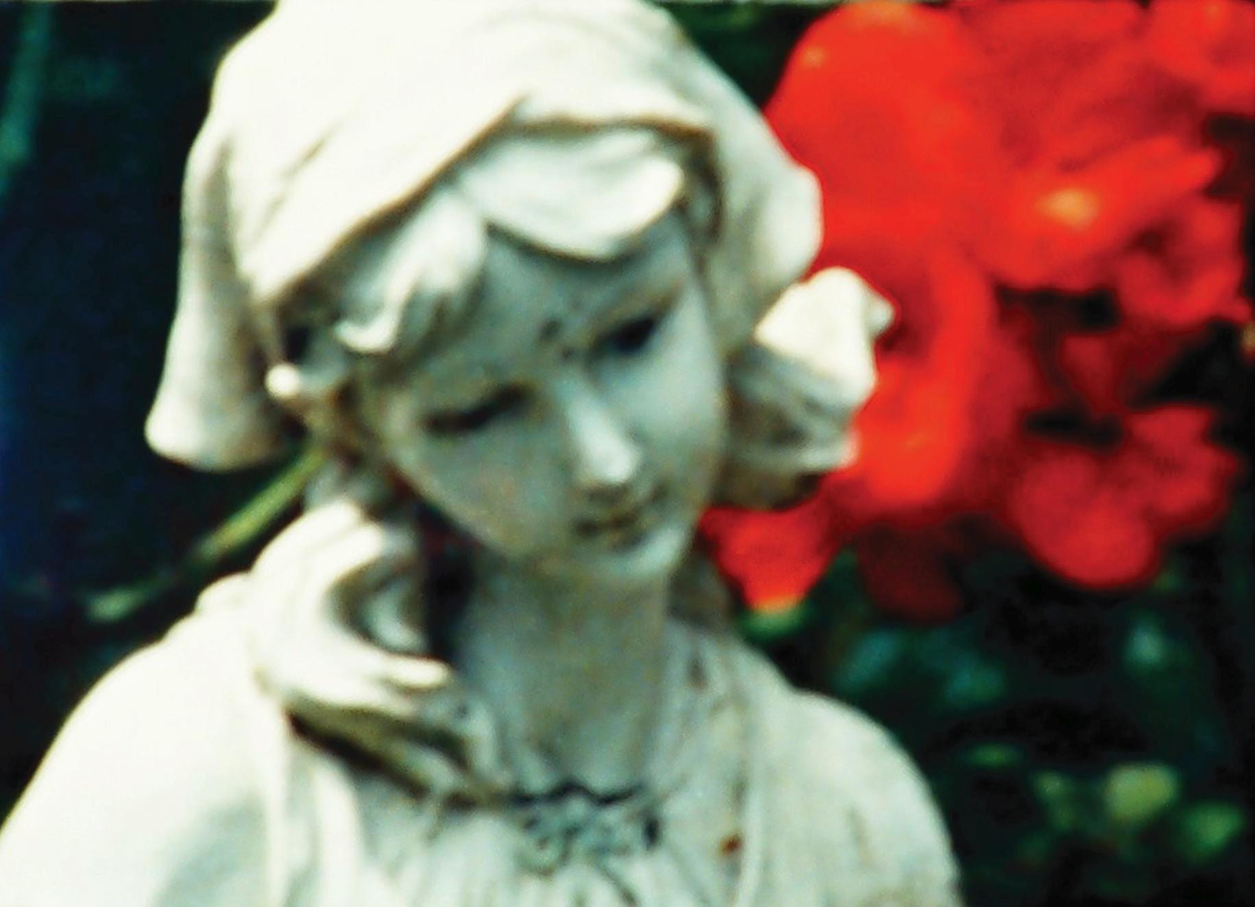 Barry Brown & Irene Proebsting, Luna Berlin, 2013, Super 8mm Displayed on Digital Video Format, Colour, Sound, 9:30mins, Latrobe Regional Gallery Collection.