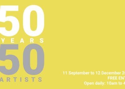 EXPLORE MORE: 50 ARTISTS A-Z
