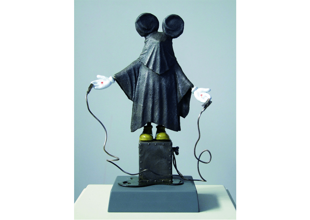 Colin Suggett, 'The Mickey Bronze'