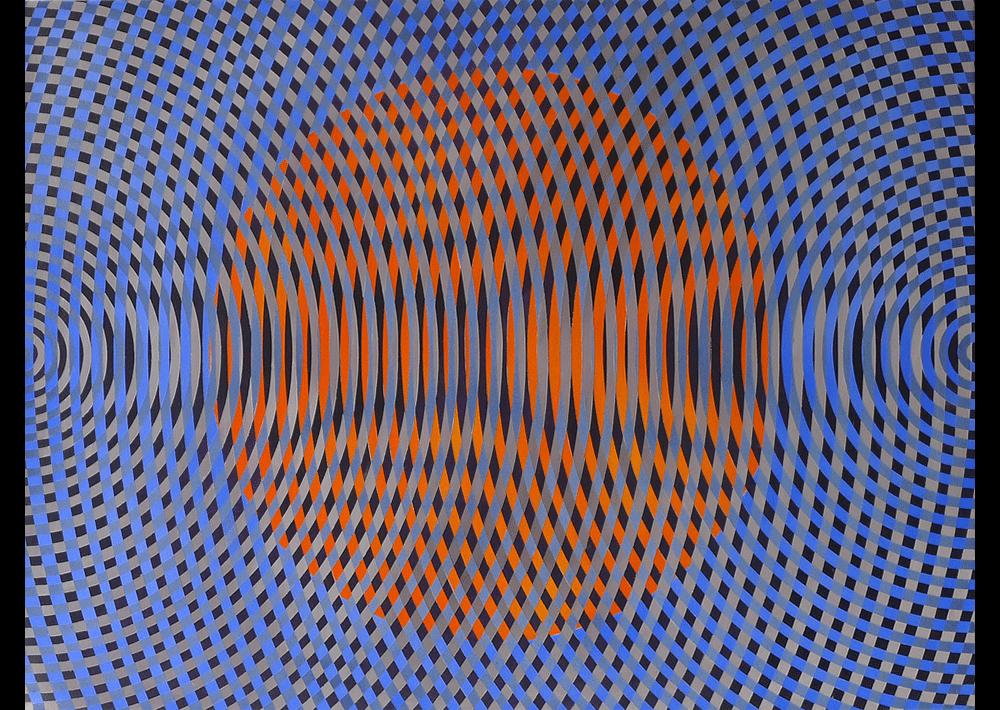 John Aslanidis, 'Sonic no.41'