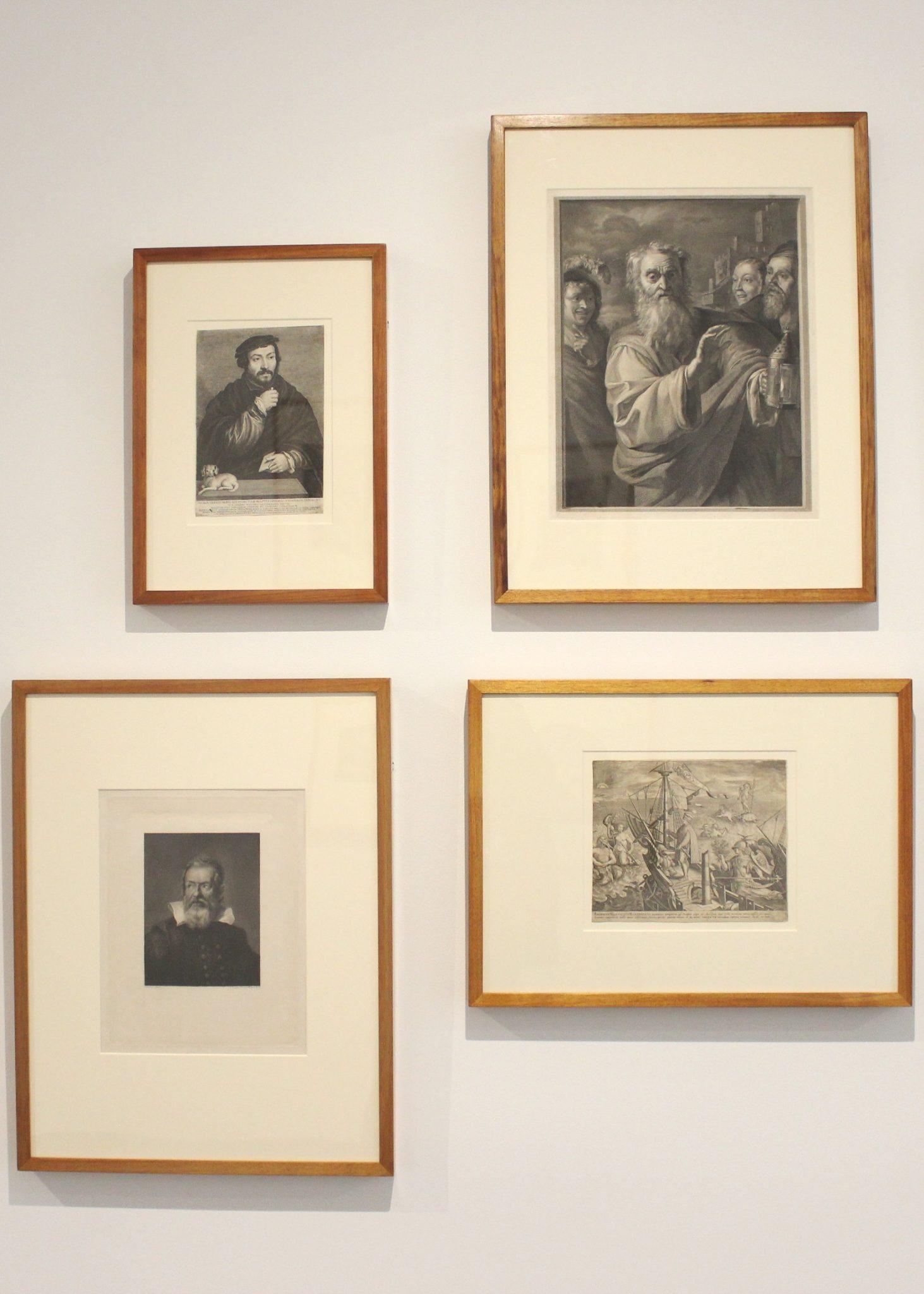 Exhibition installation, Latrobe Regional Gallery
