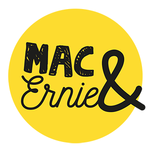 Mac & Ernie Logo